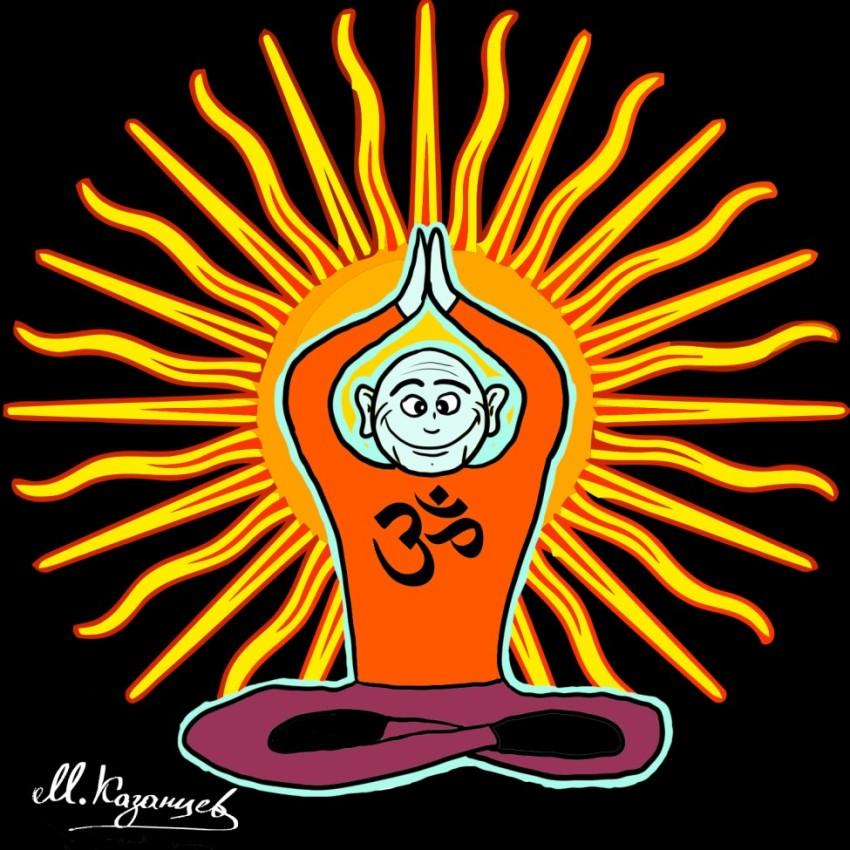 Медитации для изменения жизни|Рисунки Михаила Казанцева