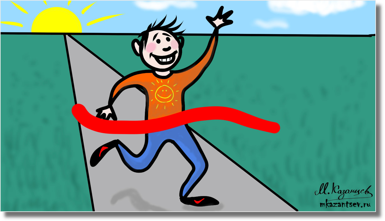 Закончился авторский марафон Михаила Казанцева на сайте «Жить интересно». Итоги, наблюдения и замечания.