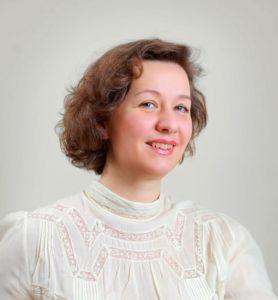 Александра Дербенева, продюсер проекта